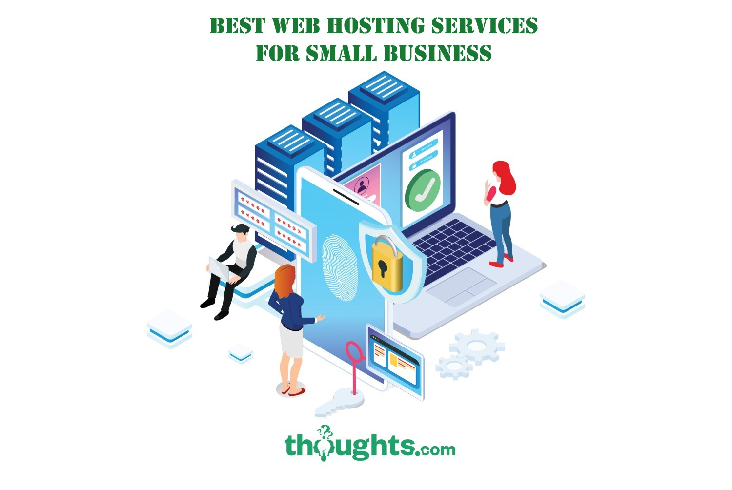 Best Web Hosting Services for Small Businesses in 2021